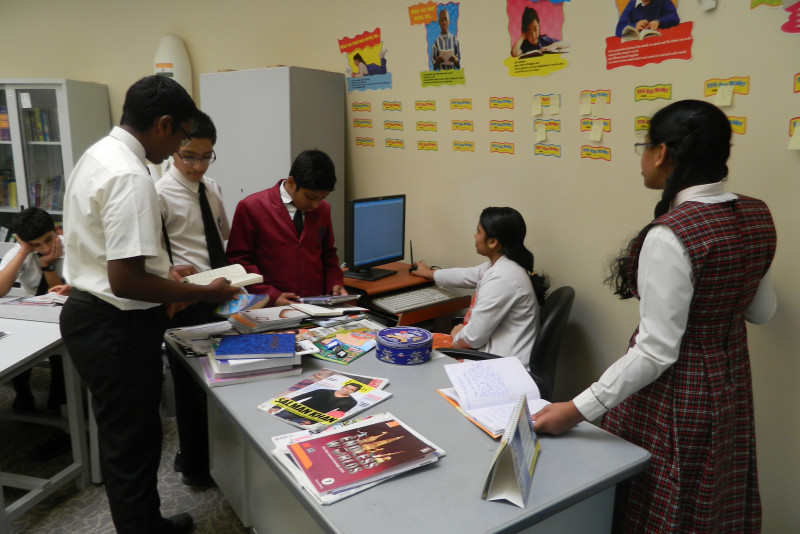 Asian International School Ruwais