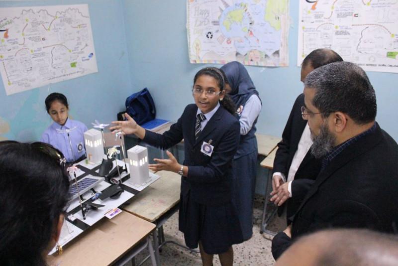 New Indian Model School
