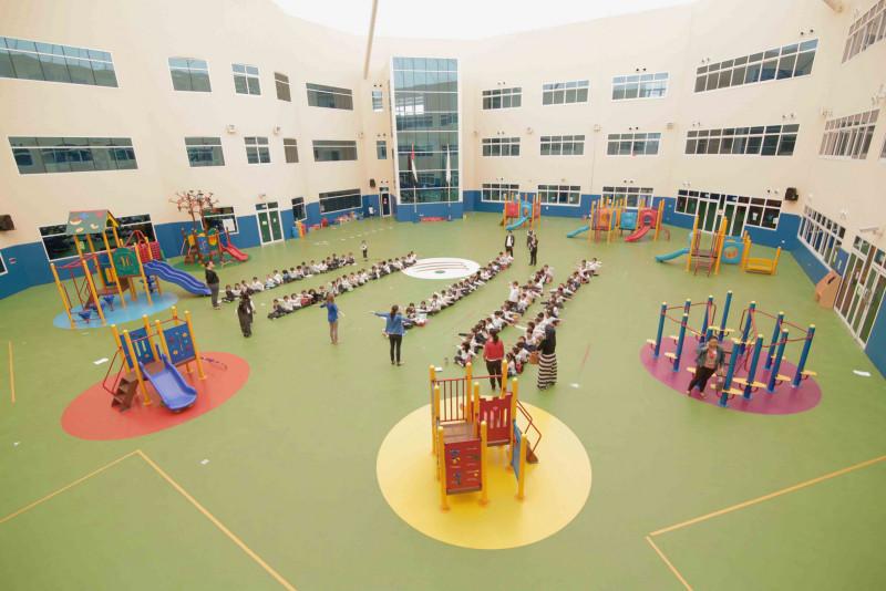 Emirates National Schools Abu Dhabi (Primary campus)
