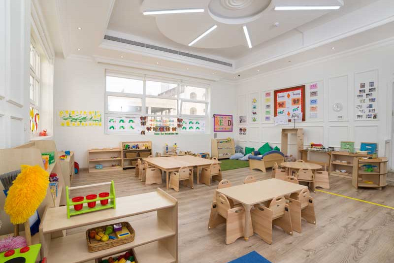 Redwood Montessori Nursery Bateen
