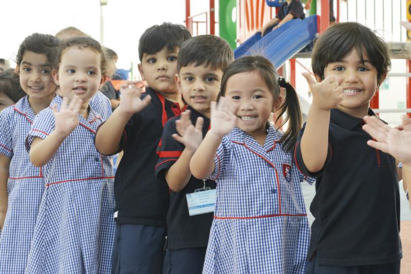 GEMS Founders School Al Barsha