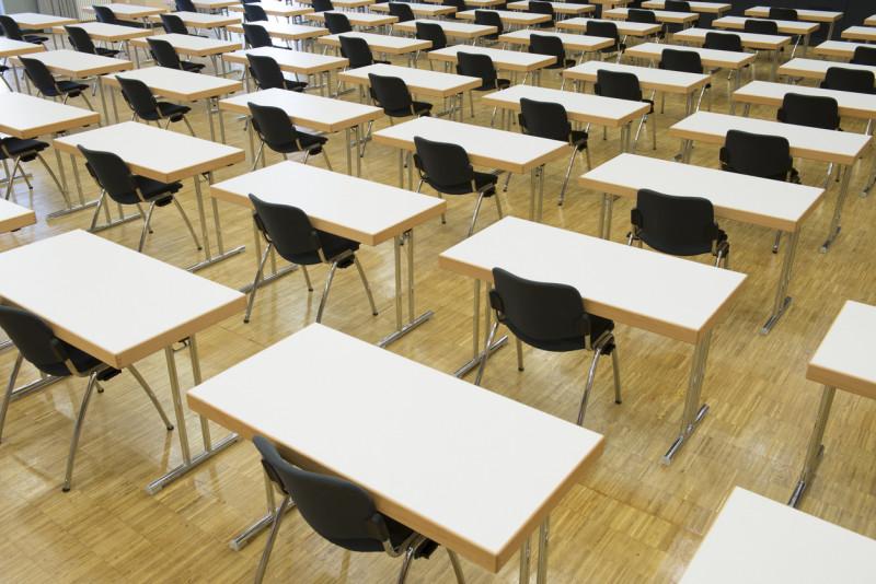 A Level GCSE Exams cancelled