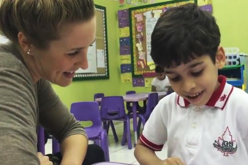 Abu Dhabi Grammar School Canada