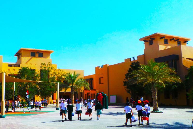 Raha International School, Gardens, Abu Dhabi