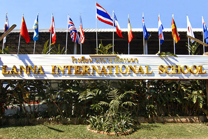 Lanna International School Thailand (Early Years and Secondary)