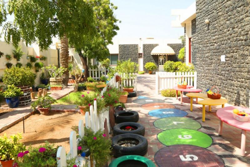New Dubai Nursery